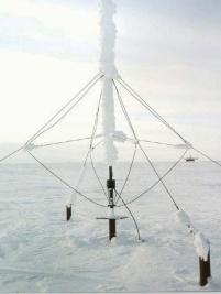 Носещи въжета за антени и електроконтактни мрежи