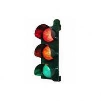 Светофар със светодиодна оптична система