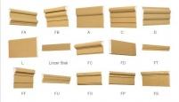 Austrotherm Фасадни профили за рамкиране на врати и прозорци
