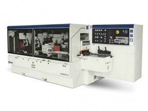 Автоматични четиристранно обработващи машини