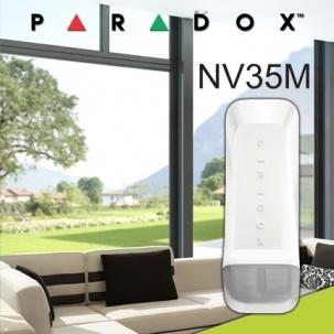 Безжичен детектор за движение Paradox тип завеса с антимаски