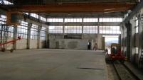 Отдаване под наем на жп складове в Ихтиман