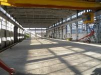 Отдаване под наем на промишлени и производствени помещения