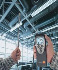 Уред за измерване на скорост testo 416