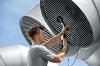 Измервателен уред за вентилация и климатизация testo 480