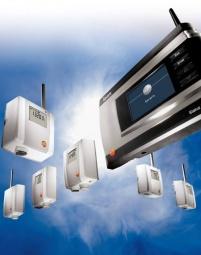 Saveris - система за мониторинг на измерените данни