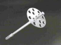 Пластмасов дюбел с пирон