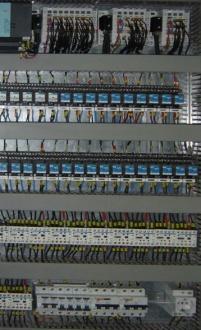 Реконструкция и модернизация на кранове - част електрическа