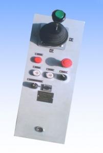 Модернизация на портален кран