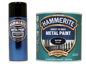 Боя за метали директно върху ръждата