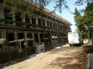 Строителни дейности и изолации