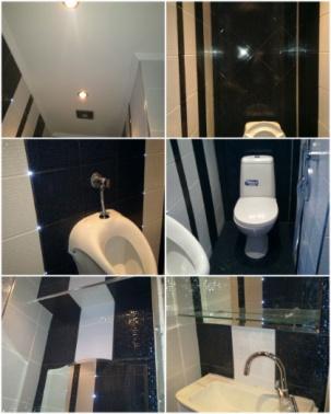Ремонт на санитарно помещение