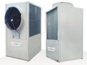 Термопомпи въздух-вода с мощност от 6 до 75 kW