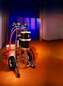Пневматична бояджийска машина Merkur