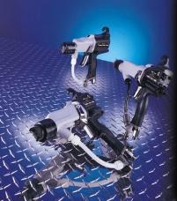 Пистолет ProX за електростатика