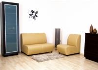 Мека мебел за офис Виктория