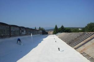 Хидроизолационно еластично покритие за покриви Акрофлекс