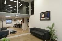Преустройство на 2 апартамента и мазе в офис на 3 нива