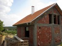 Еднофамилна къща по индивидуален проект - груб строеж