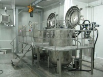 Автоклав - вертикален стерилизатор