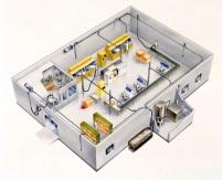 Puzer Industry - почистване на индустриални обекти