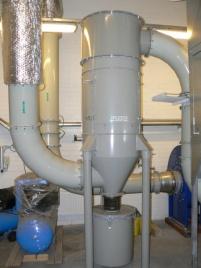 Puzer Industry - система за почистване