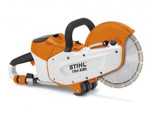 Акумулаторен ъглошлайф STIHL ТSA 230 без батерия и зарядно
