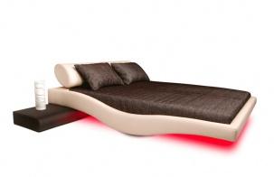 Тапицирана спалня - модел Уейв