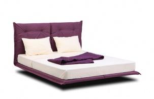 Тапицирано легло - модел Белла