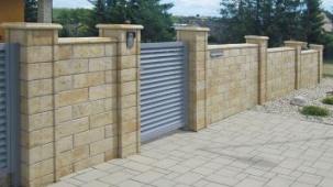 Bradstone Travero - система за стени и огради