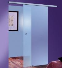 Интериорна врата от стъкло