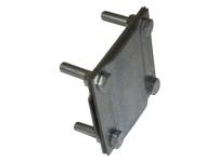 Клема за връзка шина - шина 40x4