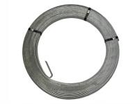 Заземителна шина 40x4, горещо поцинкована