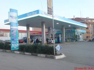 Реновиране на бензиностанция