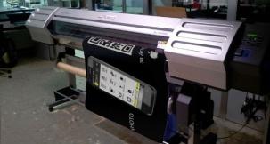 Принтер Roland XR640 за широколентов дигитален печат