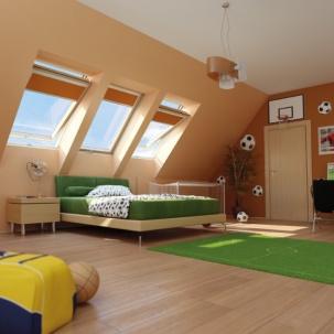 Покривни прозорци Fakro