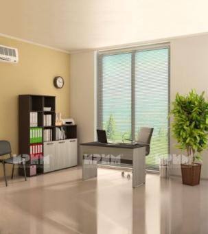 Модулна система Гранд за цялостно офис обзавеждане
