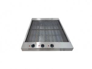 Професионална скара 36 нагревателни елемента - 7200W