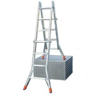Телескопични стълби