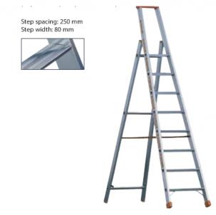 Двойна стълба с едностранен достъп TOPIC 1044