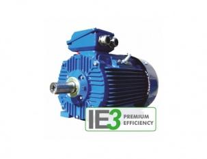 Електрически двигатели за енергетиката IE 3