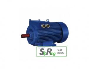Електрически двигатели за енергетиката с навит ротор
