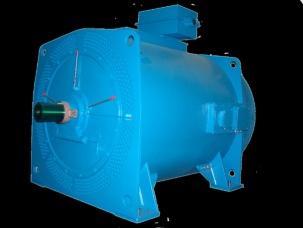 Трифазни двигатели високо напрежение с навит ротор