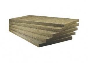 Каменна вата на плочи за подове IZOCAM
