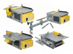 Многооперационна дървообработваща машина