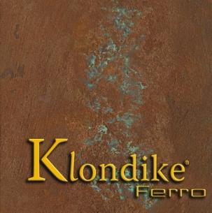 Декоративнa мазилкa Klondike Ferro/ефект окислено желязо/