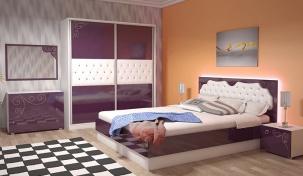 Спален комплект Грация