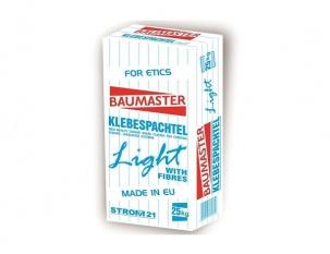 Лепило и шпакловка за топлоизолация Baumaster Light