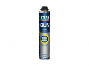 Полиуретанова монтажна пяна Gun Tytan