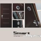 високотехнологични блиндирани врати